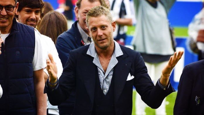 Lapo Elkann Chiellini Juventus