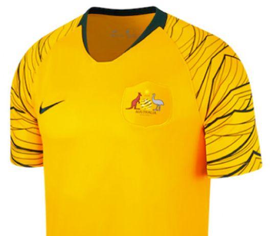 Maglia Australia Mondiali 2018