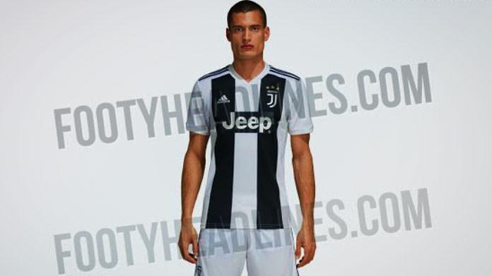 Juventus, presentata la nuova maglia Home 2018/2019