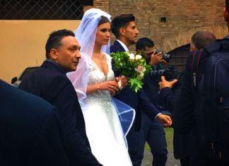 matrimonio pellegrini roma