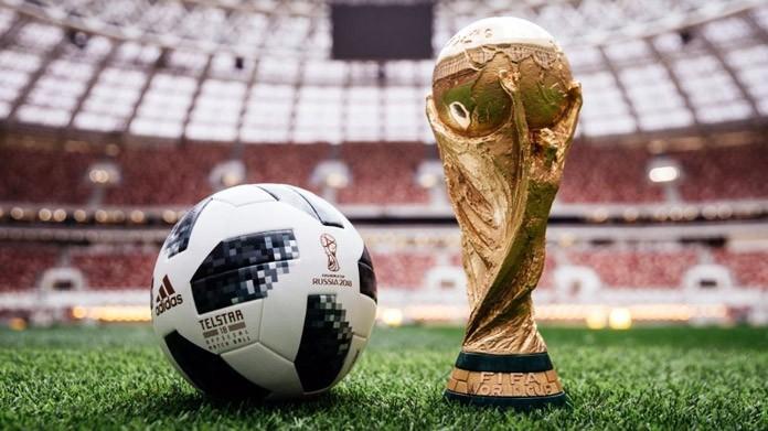 pallone mondiali 2018