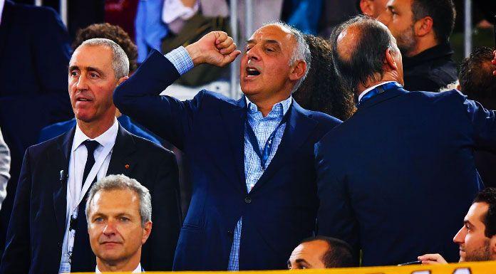 Roma, Pallotta commenta il derby: «Orgoglioso della squadra»