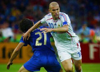 pirlo zidane italia-francia 2006