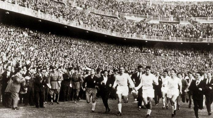 Real Madrid Fiorentina, la prima finale europea di un'italia