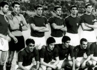 Italia Europei 1968