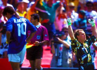 baggio taffarell brasile italia 1994
