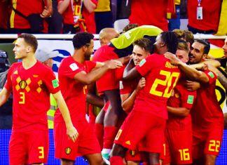 belgio mondiali 2018