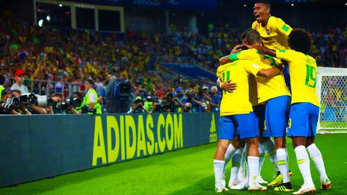 brasile mondiali 2018