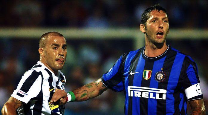 Inter, Materazzi a gamba tesa: «Quanto odio la Juve? Tantiss