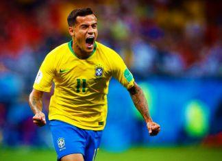 coutinho brasile mondiali 2018