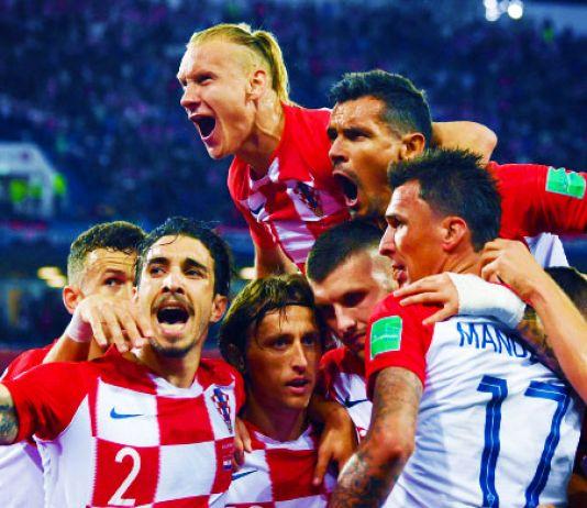 croazia mondiali 2018