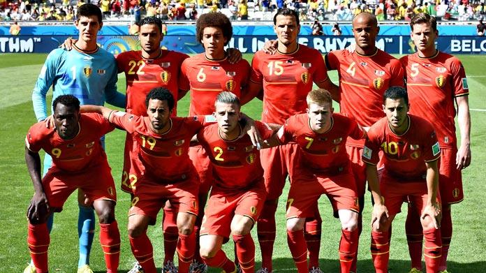 formazione belgio