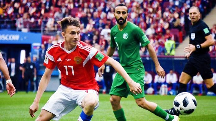 Mondiali 2018: il pareggio tra Danimarca e Australia vale 3,25 su Intralot