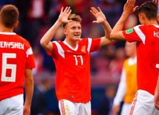golovin russia mondiali 2018