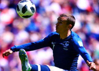 griezmann francia mondiali 2018