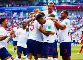 inghilterra mondiali 2018