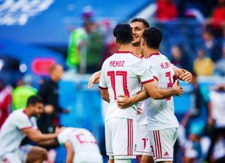 iran mondiali 2018