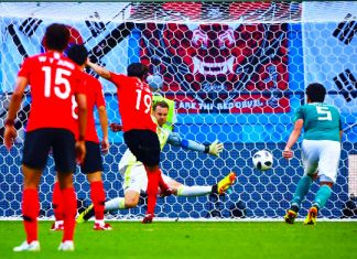kim corea del sud-germania mondiali 2018