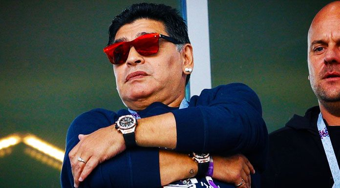 Maradona Jr: «Barca? Il Napoli gli complicherà la vita. Meglio Messi di CR7»