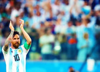 messi argentina mondiali 2018