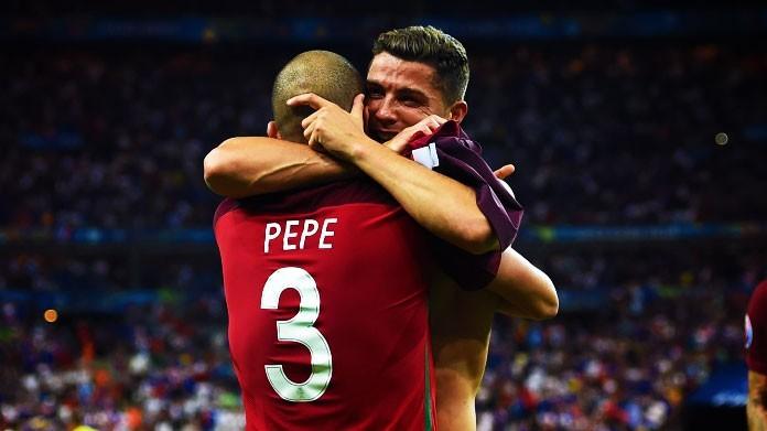 Crisitiano Ronaldo Pepe