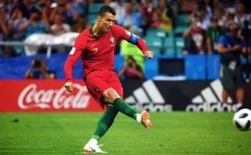 cristiano ronaldo portogallo mondiali 2018