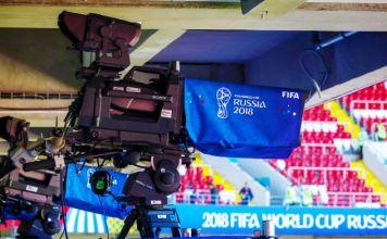 telecamera tv mondiali russia 2018