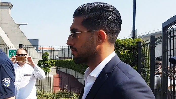 Juve, Emre Can: