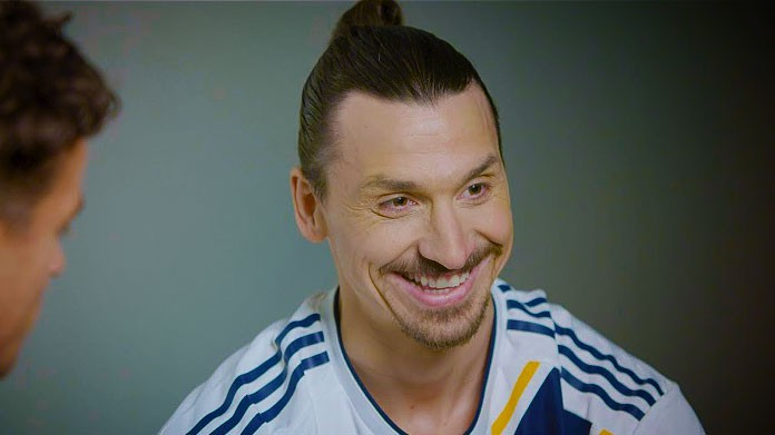 ibrahimovic los angeles galaxy