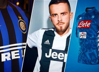 nuove maglie serie a 2018 2019