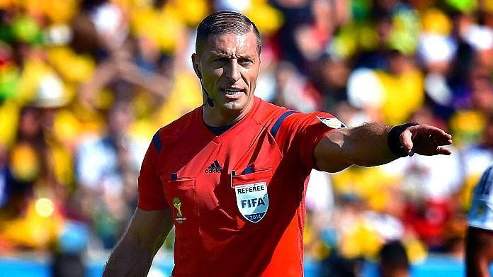 Arbitro Finale Mondiali  Sara Nestor Pitana A Dirigere La Sfida