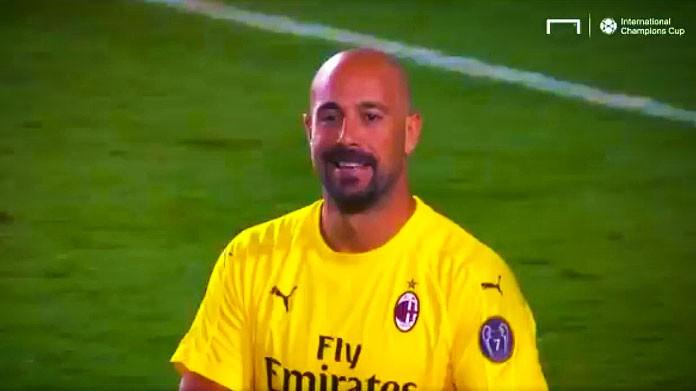 Maglia Home AC Milan PEPE REINA