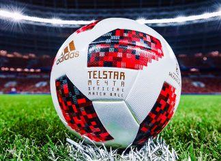 pallone mondiali russia 2018 telstar 18 mechta