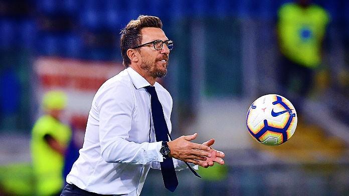 Calcio: Di Francesco, oggi abbiamo ricominciato campionato