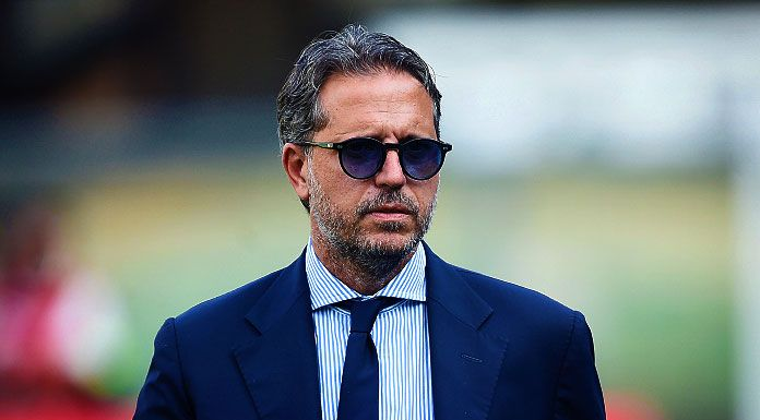 Juventus |  Paratici |  «Secondo posto? Non siamo preoccupati» – VIDEO