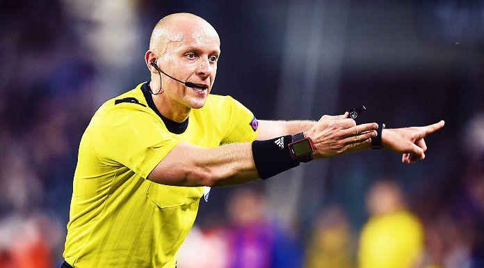 Arbitro Inter Shakhtar Donetsk: Szymon Marciniak dirigerà la sfida
