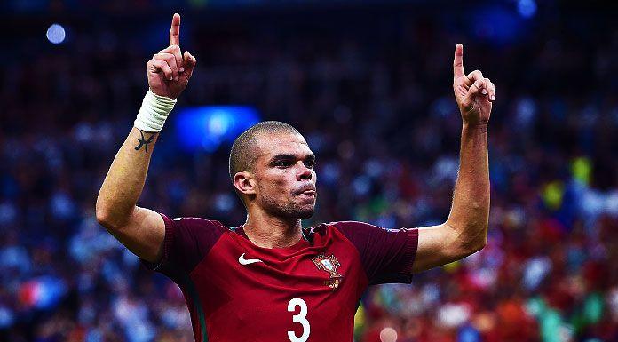 Pepe: «Voglio vincere la Champions League con il Porto»