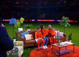 sneijder olanda addio