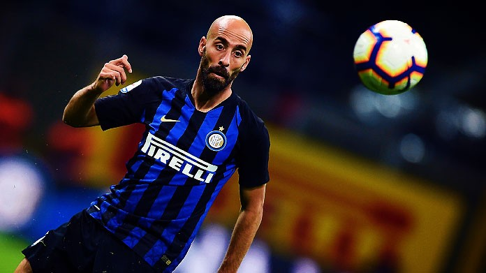 borja valero Inter