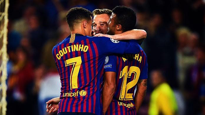 Barcellona-Inter 2-0: pagelle e tabellino - Champions League 2018/2019