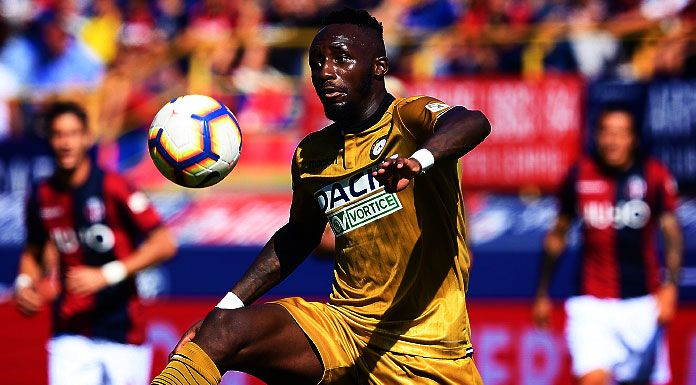 Udinese, Fofana: i break del francese fanno la differenza