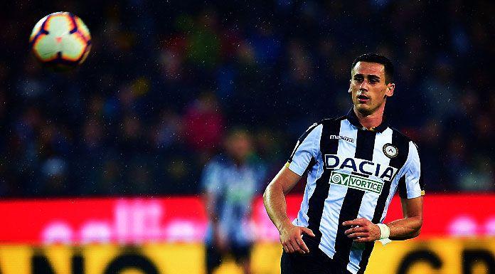 Udinese, Lasagna: «Siamo contenti. Juve? Nessuno è sconfitto»