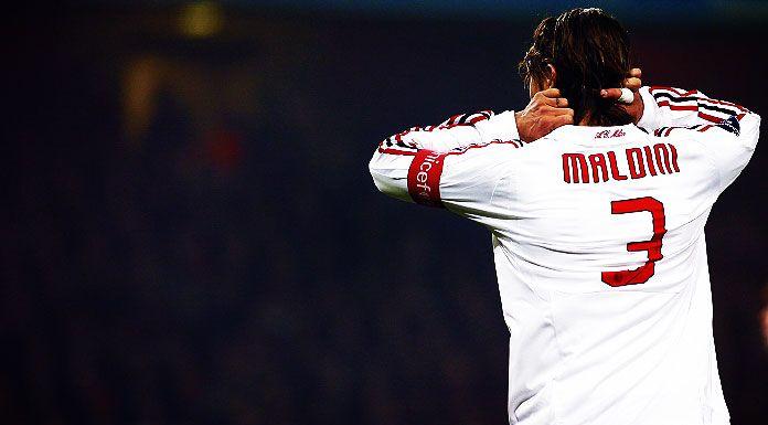 31 maggio 2009 – L'ultima partita di Maldini con il Milan