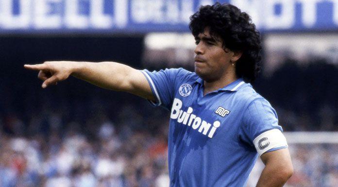 Morte Maradona |  l'addio del Napoli |  «Per sempre»