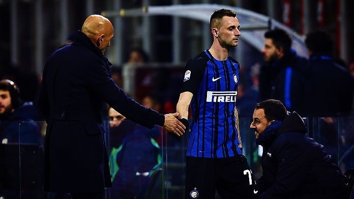 spalletti brozovic inter