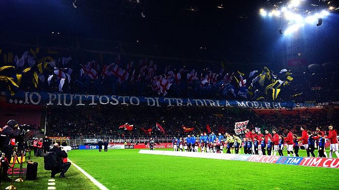 tifosi inter derby