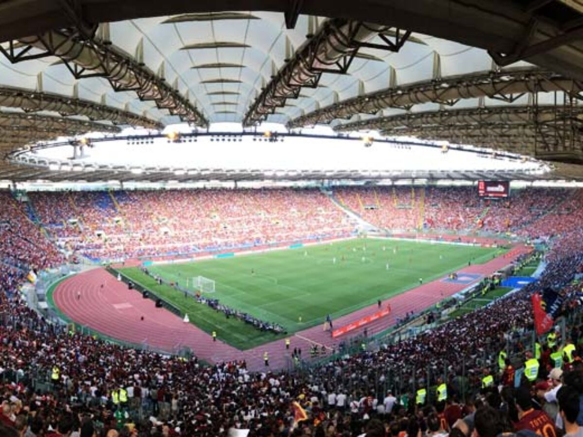Cartina Stadio Olimpico Di Roma.Stadio Olimpico Roma Come Arrivare Settori Posti Parcheggi Biglietti