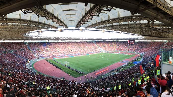 Cartina Stadio Olimpico Roma.Stadio Olimpico Roma Come Arrivare Settori Posti Parcheggi Biglietti