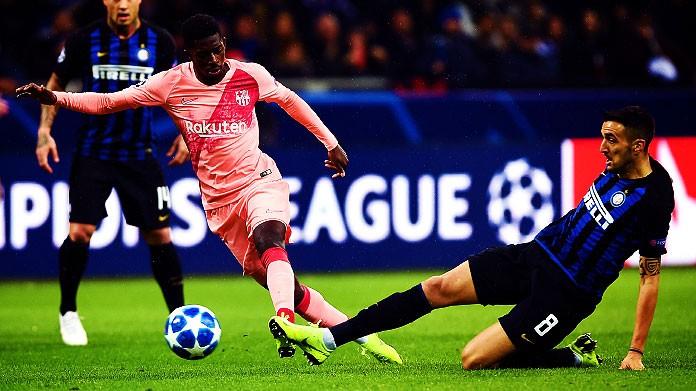 Dembelé Barcellona