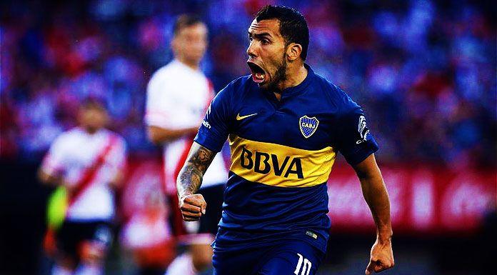 Tevez annuncia |  «Mi ritirerò con la maglia del Boca Juniors»